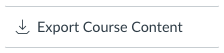 export course content link